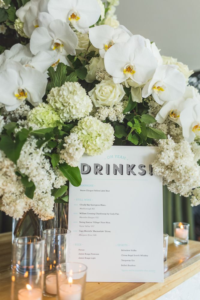 How It's Done - A Style Co. Wedding // Featured on www.modernwedding.com.au Styling: The Style Co. Photography: Hikari Photography #wedding #style