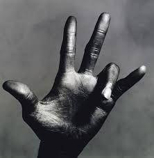 Irving Penn Miles Davis Hands