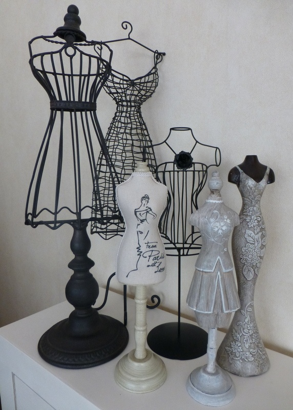 DRESS FORMS - my collection -