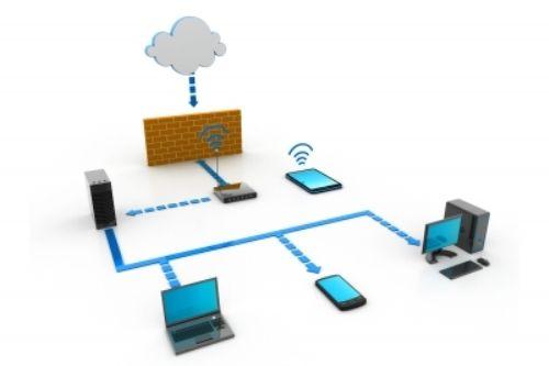 Netzwerkfestplatte = NAS = Network Attached Storage = Die private Cloud