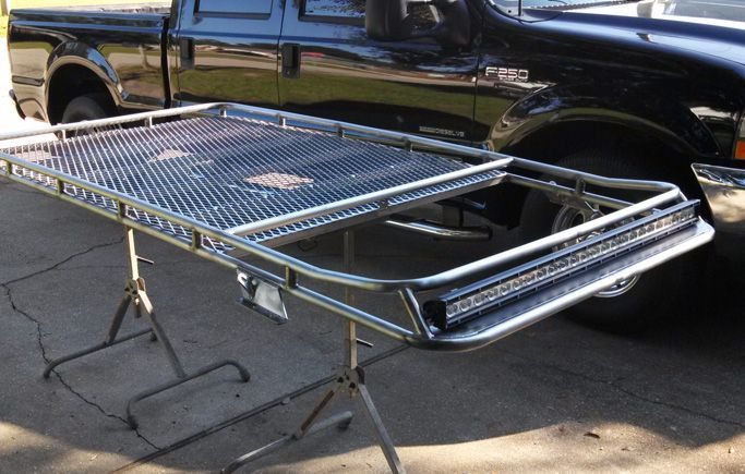 homemade roof rack 4runner - Google Search