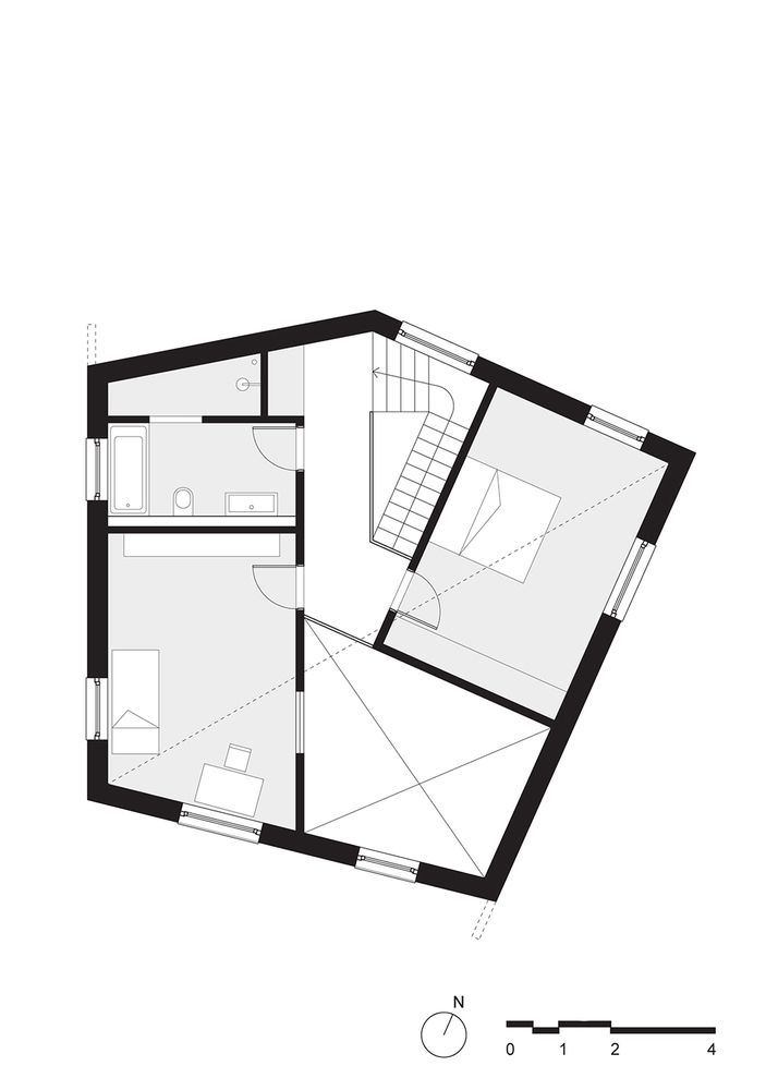 Gallery of Haus P / Project Architecture Company + Miriam Poch Architektin - 25