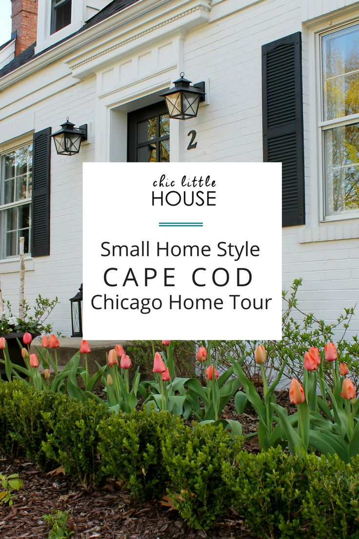 Small Home Style: Cape Cod Chicago Home Tour — Chic Little House