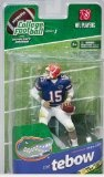 McFarlane Toys NCAA COLLEGE Football Sports Picks Series 3 Action Figure Tim Tebow (Florida Gators)