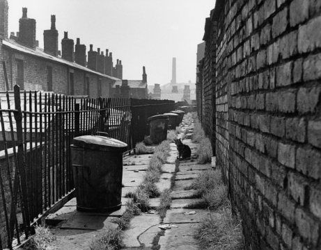 Sefton Samuels: 'Northerners, A Portrait of No Nonsense People'  Salford, 1962