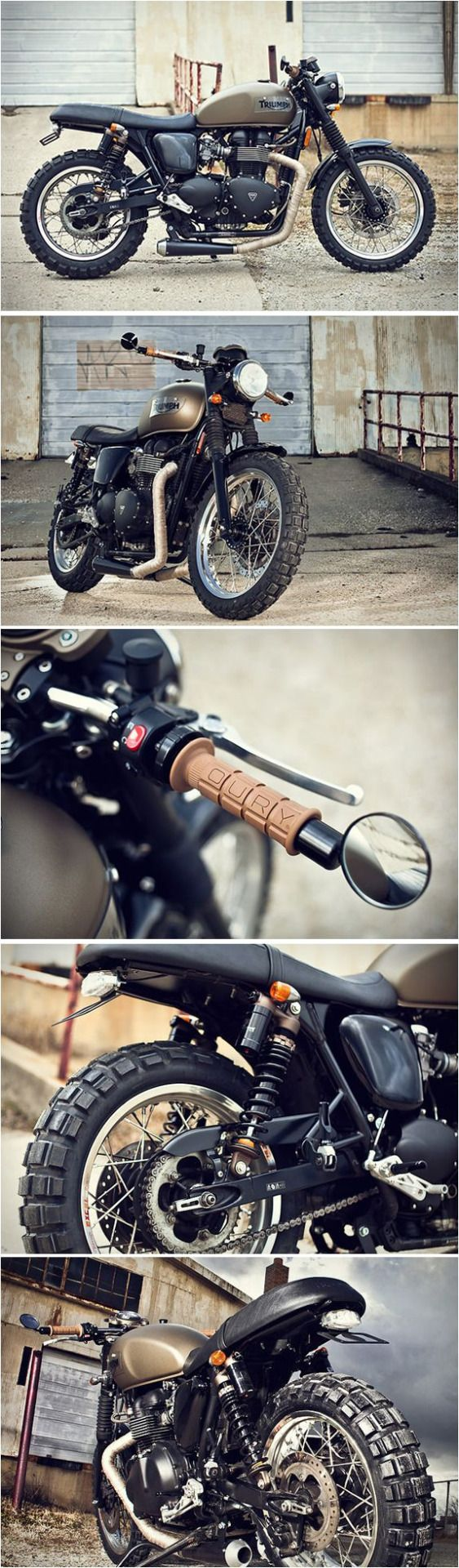 Awesome Motorcycle : You'll be mine. <3