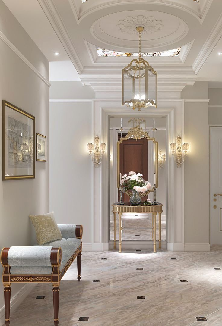 فن الديكور On Luxury Interior Home House Interior