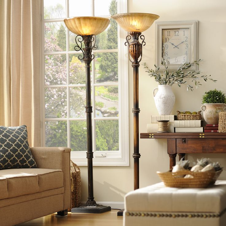 Enjoy Great Deals On Floor Lamps At Off Through Let Your Home Glow With  Style By Shopping One Of Our Versatile And Elegant Torchiere Floor Lamps. Part 82