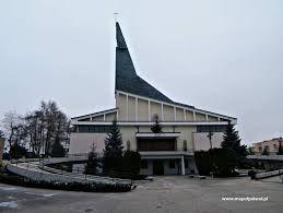 St. Jadwiga church in Tomaszów Mazowiecki