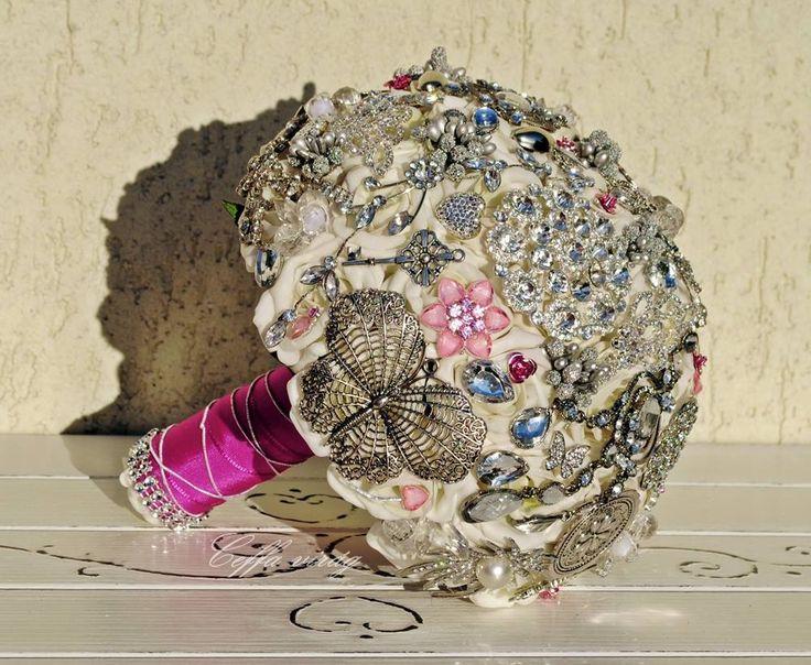 Bouquet jewelery - style Ceffa