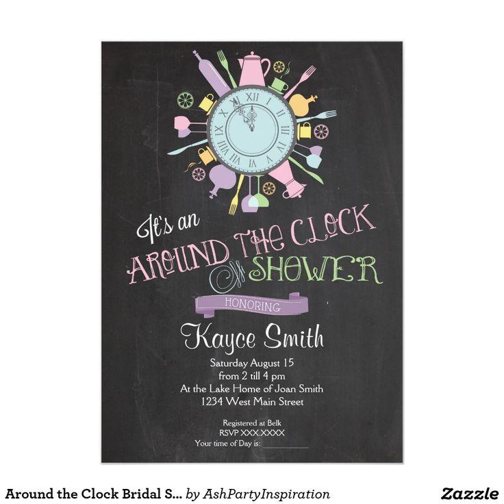 277 best Bridal Shower Invitations images on Pinterest ...
