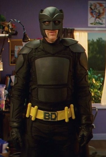 Big daddy costume kick-ass