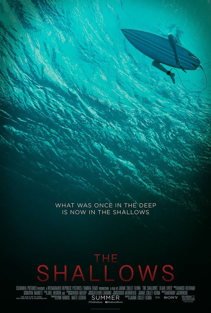 I'm excited for this movie! I love sharks!  I they are so cool! Me and my bestie are definitely going to go see this!