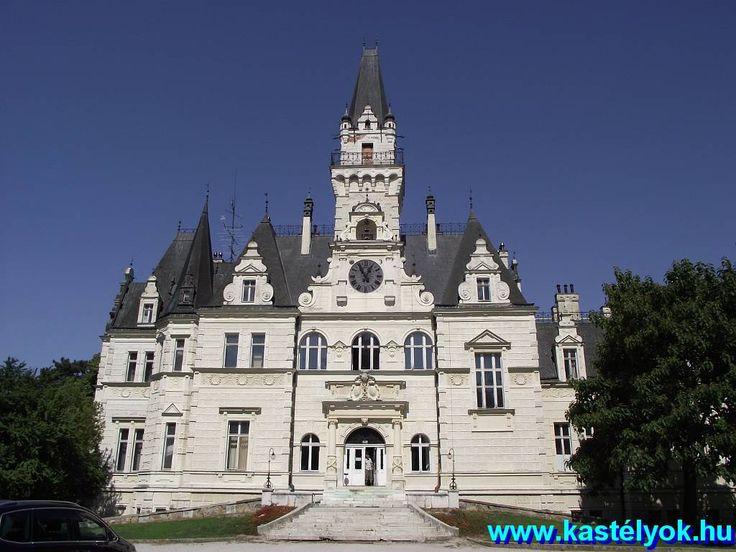 Pálffy kastély-Gidrafa