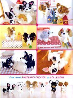 Cuccioli Amigurumi
