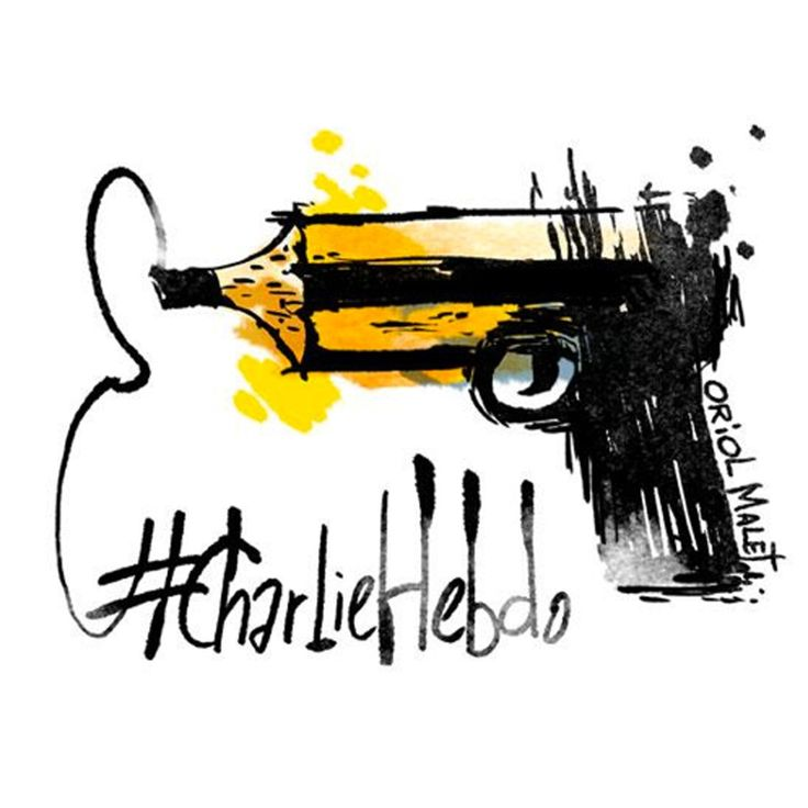 http://www.elle.fr/Societe/News/Charlie-Hebdo-les-illustrateurs-du-monde-entier-rendent-hommage-au-journal/Oriol-Malet-illustrateur-espagnol