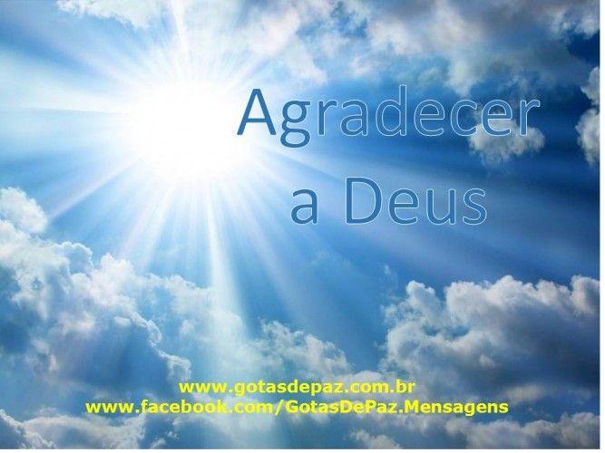 AgradeceraDeus