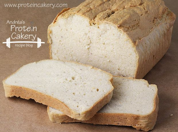 Basic Protein Bread 16 large egg whites (528g) ¼ cup whole husk psyllium (28g) 1 cup unflavored pea protein (105g)