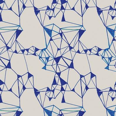Spaces Pattern by @Marina Zlochin Zlochin Molares