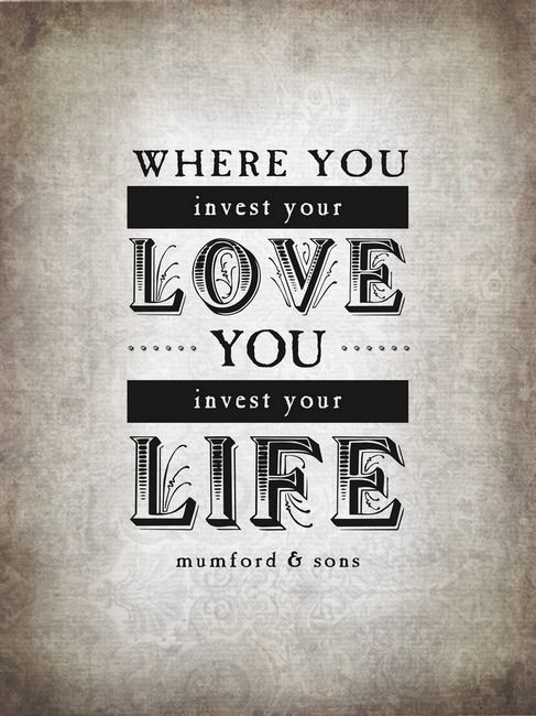 Where You Invest Your Love (Gray) | Elle Campbell
