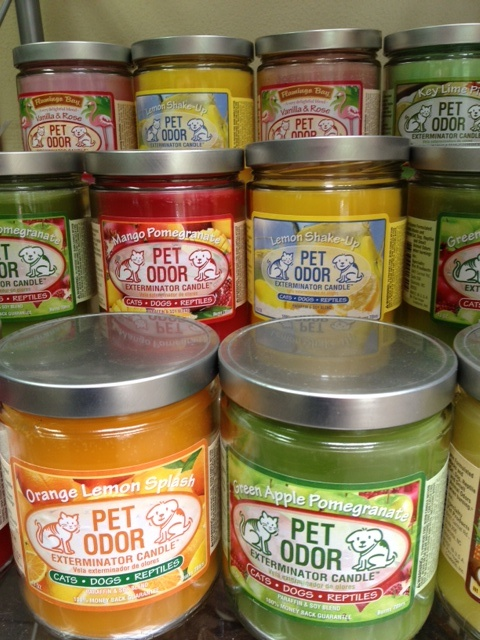 Specialty Pet Products features world famous odor