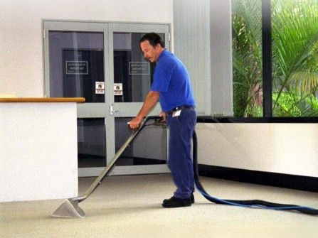 You can either buy or rent the carpet cleaning equipment to clean your carpet. Even though the pet -free, kid-free, dirt-free carpet requires more than vacuuming.
