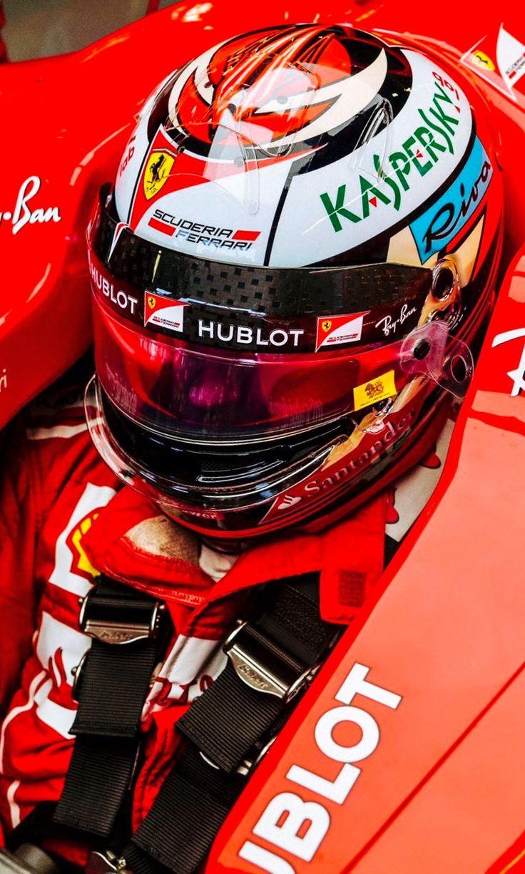 2017/7/14:Twitter: .@ScuderiaFerrari: #FP2 is over, #Kimi7 P3 1:28.828 and #Seb5 P4 1:28.956 #BritishGP