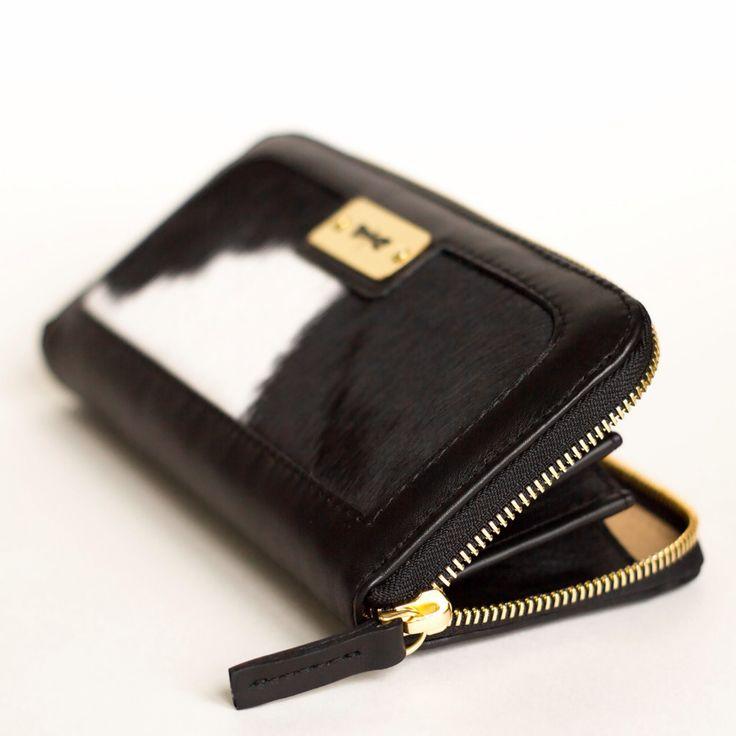 PARIS leather wallet