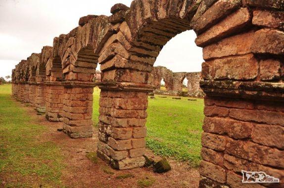 As incríveis ruínas da Missão de Trinidad, no sul do Paraguai