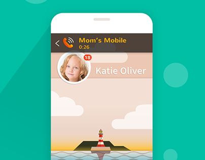 UI Design for kids