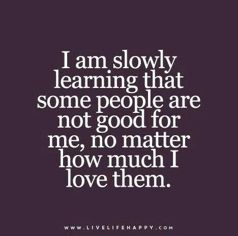 Some people are not good to be around. It's a shame when it's been someone you trusted and thought they were genuine. As soon as you see cracks theirs no going back. They need to go.
