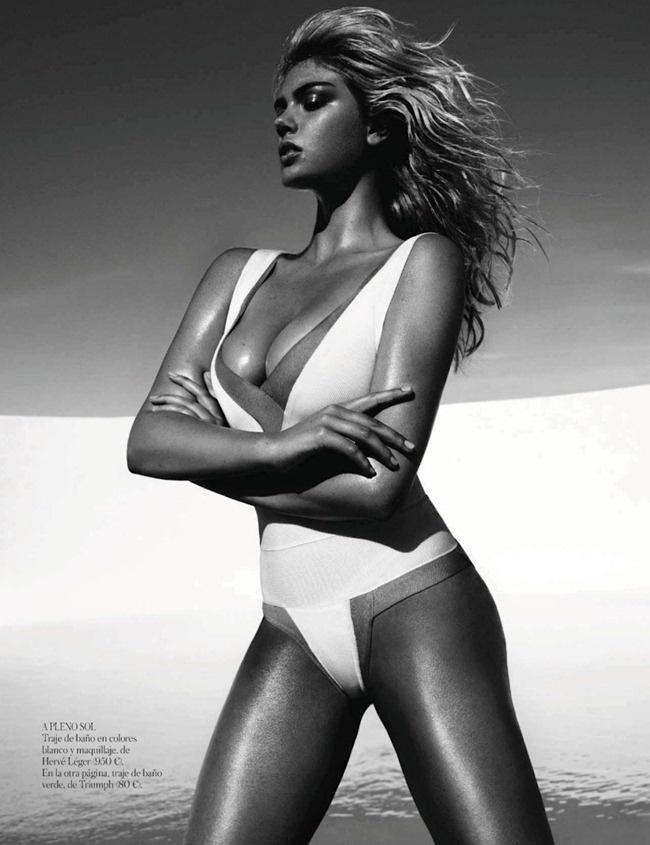 Kate Upton for Spanish Vogue - photo by Miguel Reveriego: Kateupton Unomatch, Swimsuits Kateupton, Spain Kateupton, Www Unomatch Com Kateupton, Kateupton06 Jpg