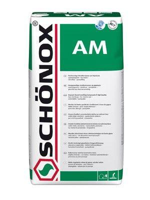 Schonox AM egalisatie set - 3mm - Voor 10 m2