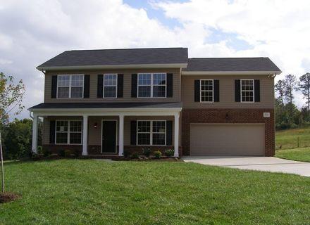 Red Brick House Color Schemes - decoratingdecorandmore.com
