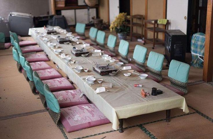 Nükleer felaketin ardından hayalet şehre dönen Fukushima