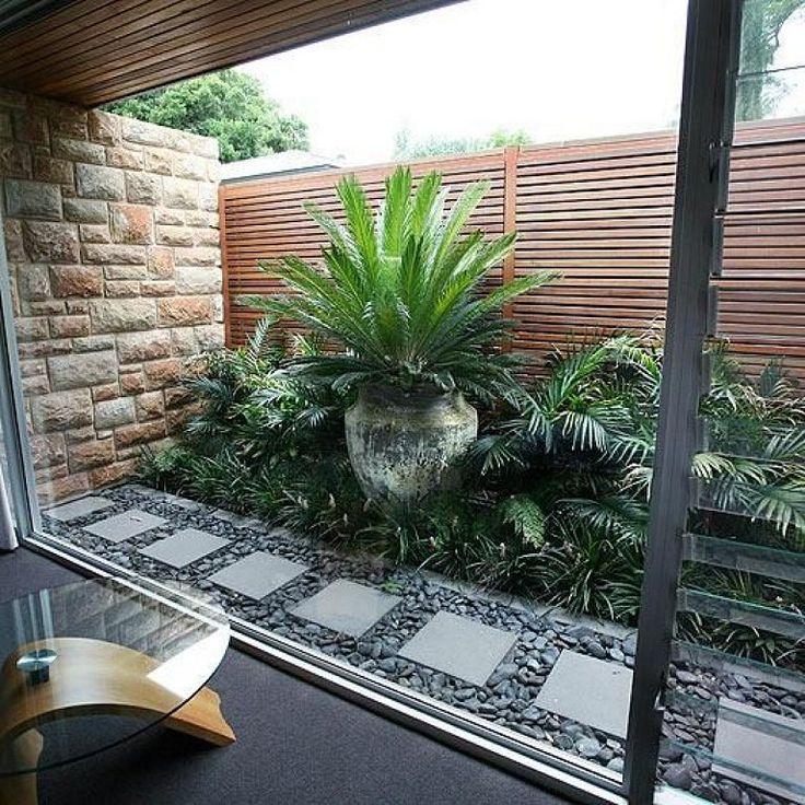 17 mejores ideas sobre paisajismo de entrada en pinterest for Paisajismo de patios