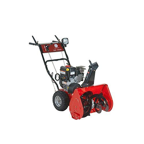 Worldlawn 22 in. 6.5 HP 2-Stage, Electric Start Briggs & Stratton Snow Blower Keep your drive way and sidewalks clear with the Worldlawn Two-Stage 22 in. gas powered, electric start snow blower. The snow blower features a 22 in. clearing width and all-steel augers for efficient snow removal. Three forward and one reverse speed lets you change the speed to match the conditions, https://homeandgarden.boutiquecloset.com/product/worldlawn-22-in-6-5-hp-2-stage-electric-start-brigg
