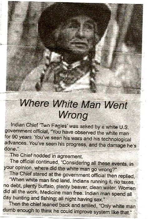 quotes about native american men | How Native Americans are named. - Page 5 - MyLesPaul.com.      Native american