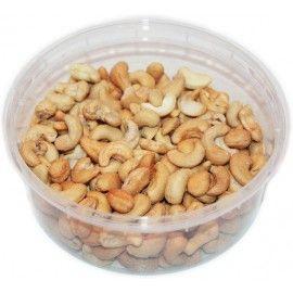 Cashewpähkinä suolattu&paahdettu 300g