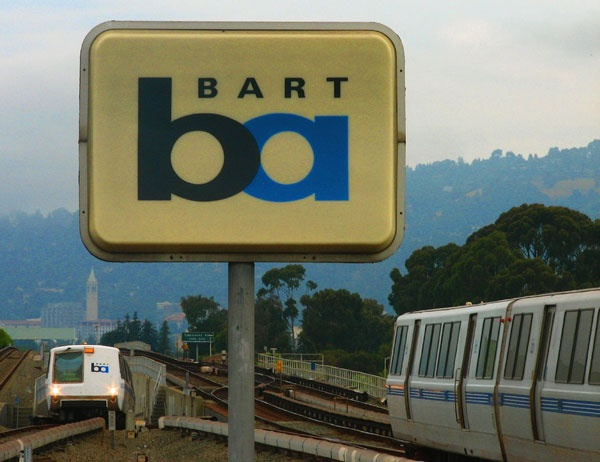 Bay Area Rapid Transit (BART) ~ San Francisco-Oakland Bay Area ~ California