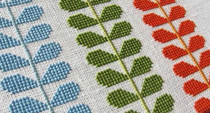 Nice embroidery via Etsy