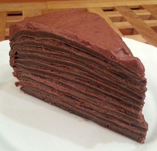 csokis palacsintatorta