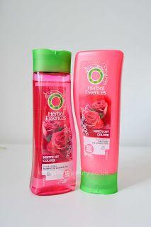 Creeping Beauty: Herbal Essences Ignite My Colour Shampoo & Conditioner