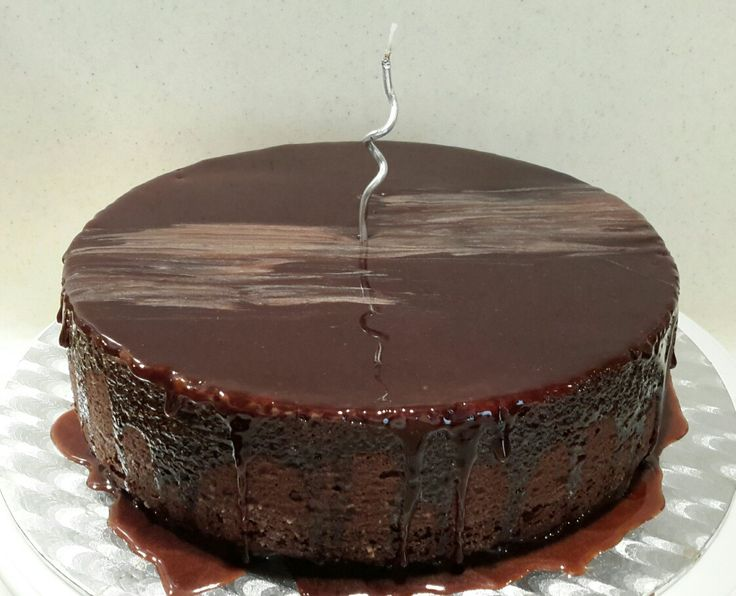 weis beer chocolate cake