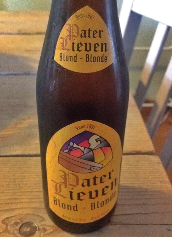 Pater Lieven Blonde (6,5%)