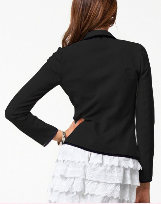 Black Grey Women Blazers and Jackets 2019 - Aladdin's Box . Com 3