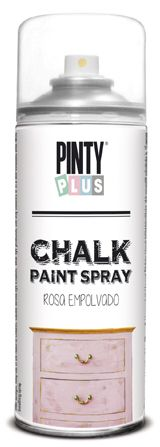 Pintyplus Chalk Paint Spray by Novasol Spray.  Supporting DIY with our spray paints.