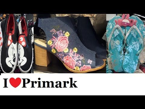 Primark Shoes, Boots, Sandals & Flip Fliops | March 2017 | I❤Primark