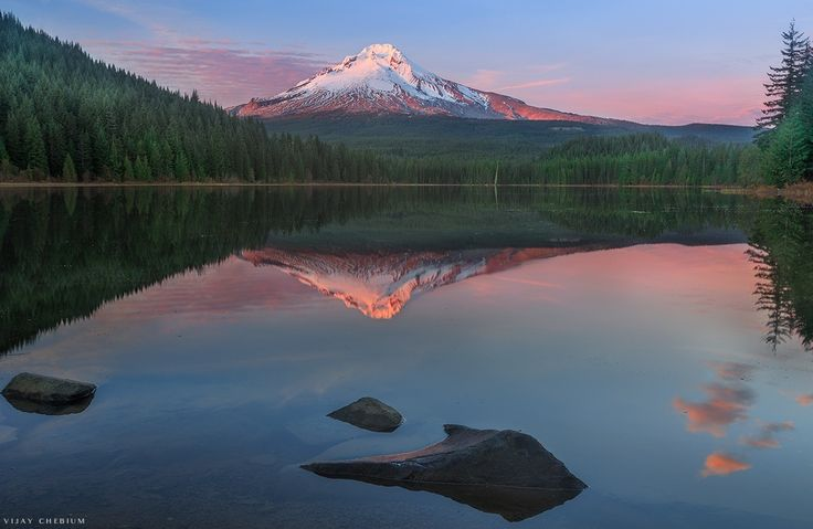 Mt Hood by Vijay Chebium on 500px