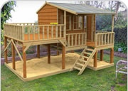 Cubbyhouse kits : Diy Handyman Cubby house : Cubbie house Accessories: Playground Equipment
